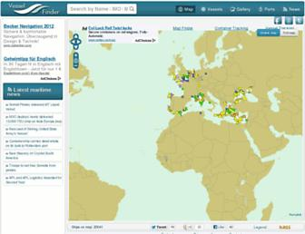 ms Marco Polo cruise ship position tracker for its current location at sea