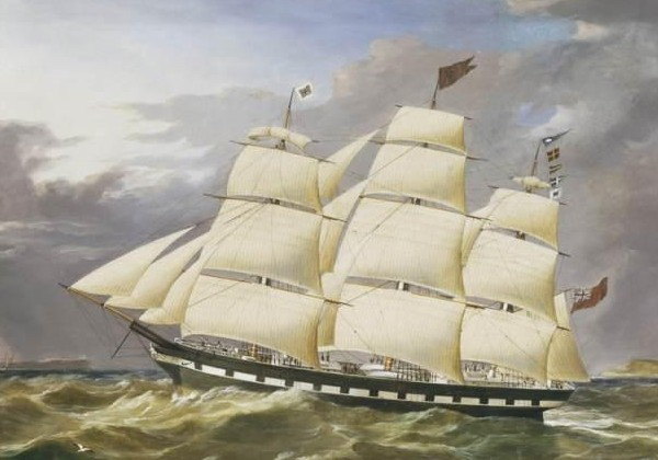 clipper ship Marco Polo