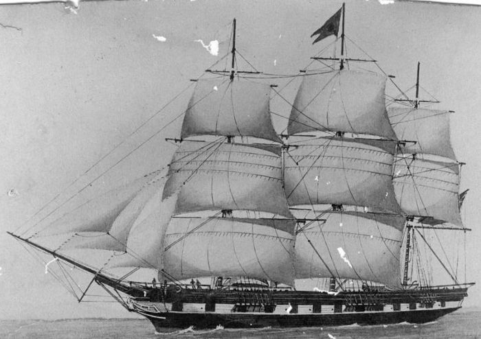 Marco Polo ship photo